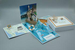 mini-presents Geschenkbox zur Hochzeit