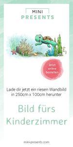 mini-presents Bild fürs Kinderzimmer
