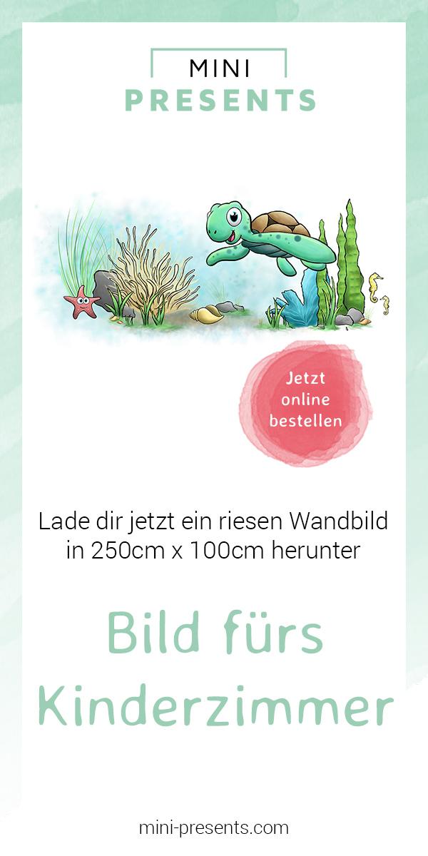 mini-presents-kinderzimmer-wandbild-kinder-bild-poster-babyzimmer ...