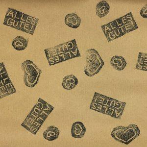 mini-presents diy Geschenkpapier