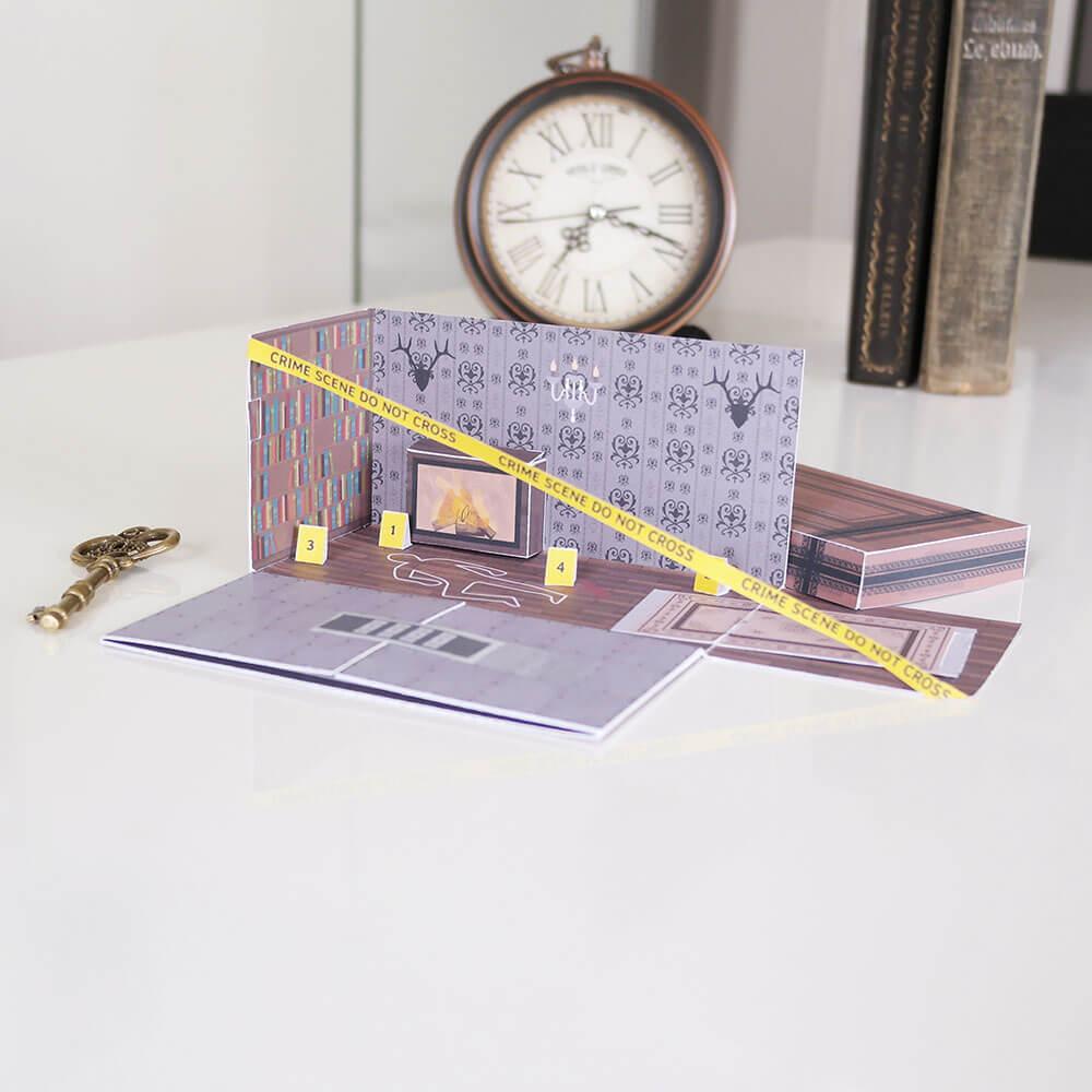 mini-presents Escaperoom Do-it-yourself Geschenk