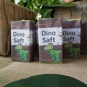 mini-presents Trinkpäckchen Dino Party Deko