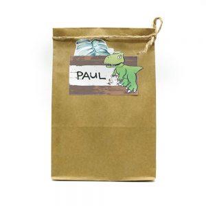 mini-presents Dino Party Geschenketüte
