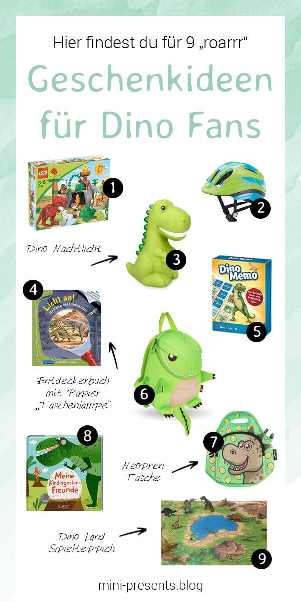 9 Dino Geschenkideen Zum Geburtstag Fur Kleine Kinder Mini Presents