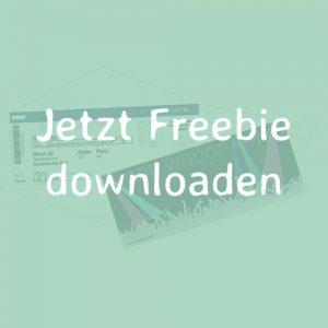 mini-presents Gutschein Bastelvorlage
