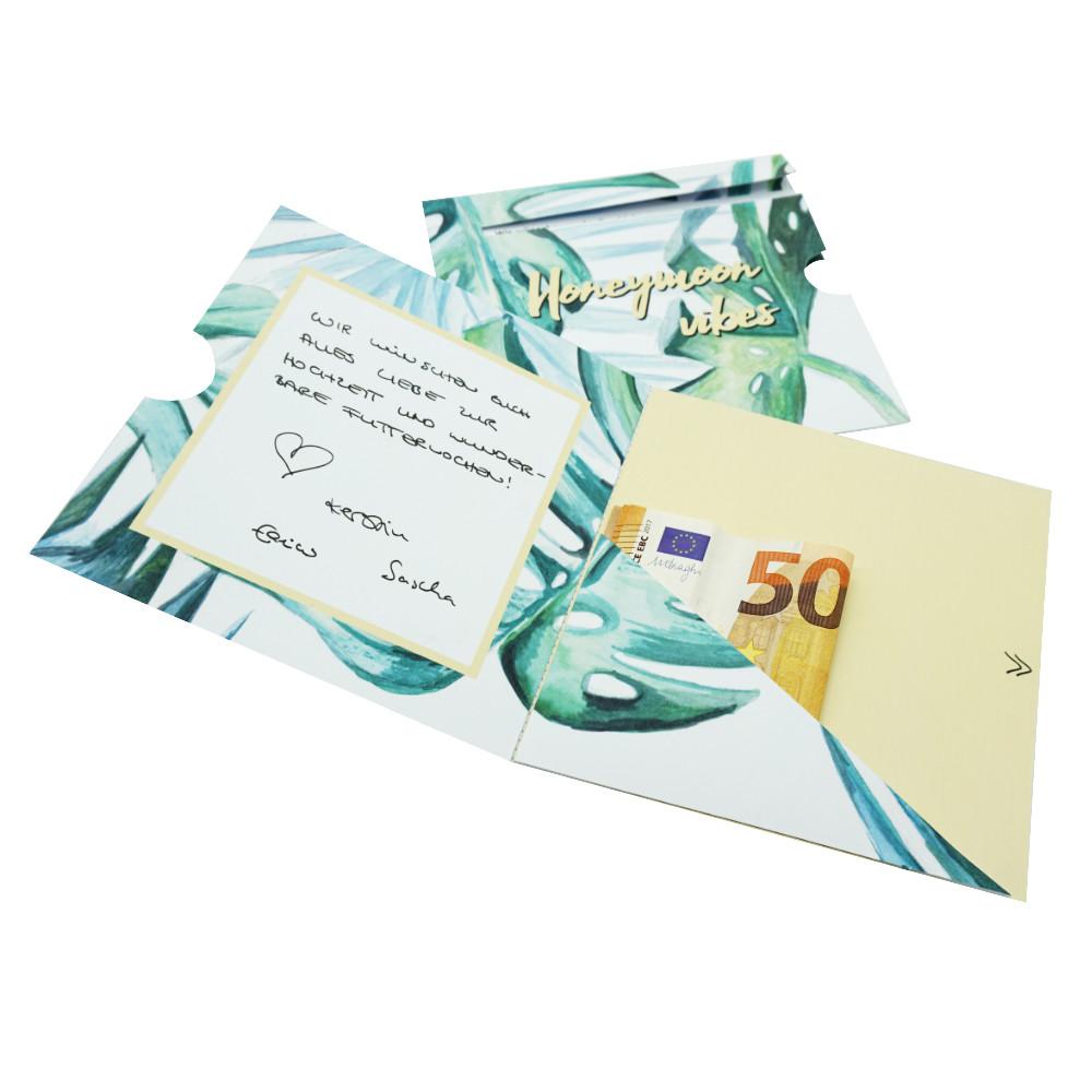 Hochzeitsgeschenk Geldgeschenk