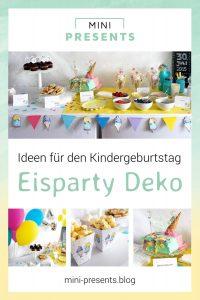 Kindergeburtstag Deko Ideen