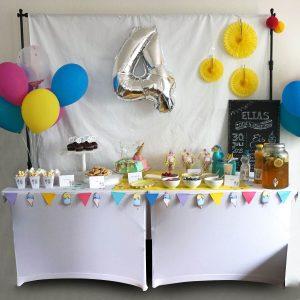 Eiscreme Partydeko Kindergeburtstag