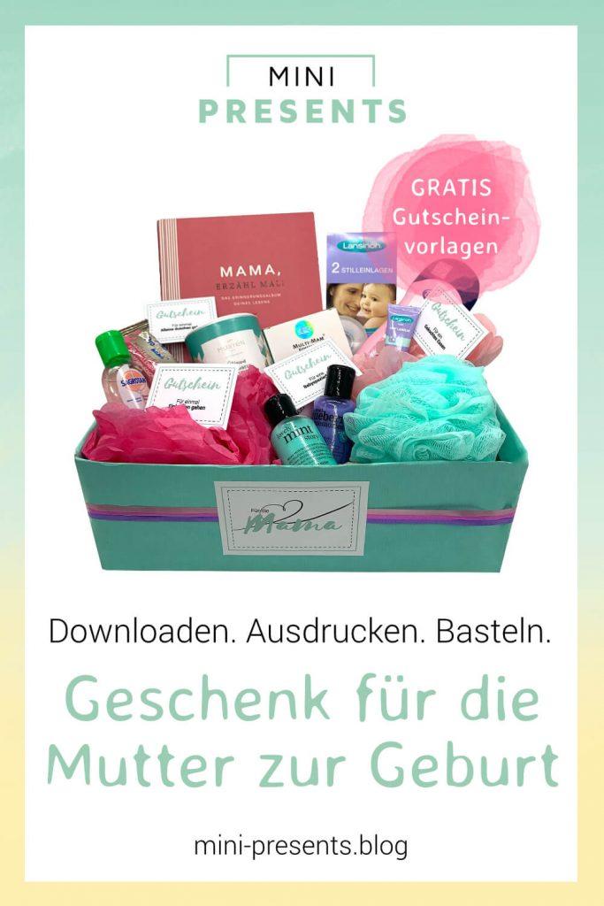 Geschenke für die Mutter zur Geburt