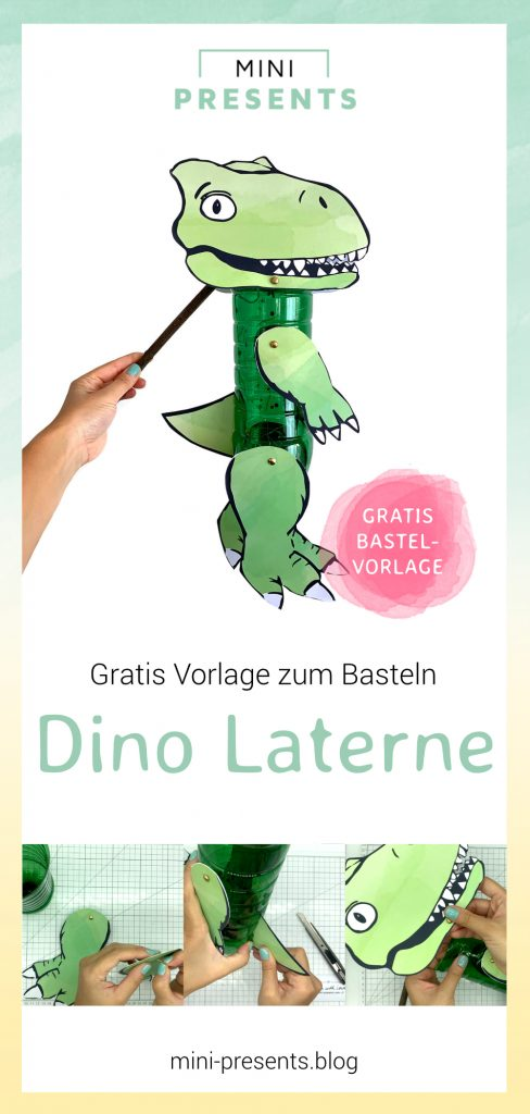 Dinosaurier Laterne