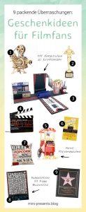 9 Geschenkideen für Filmfans