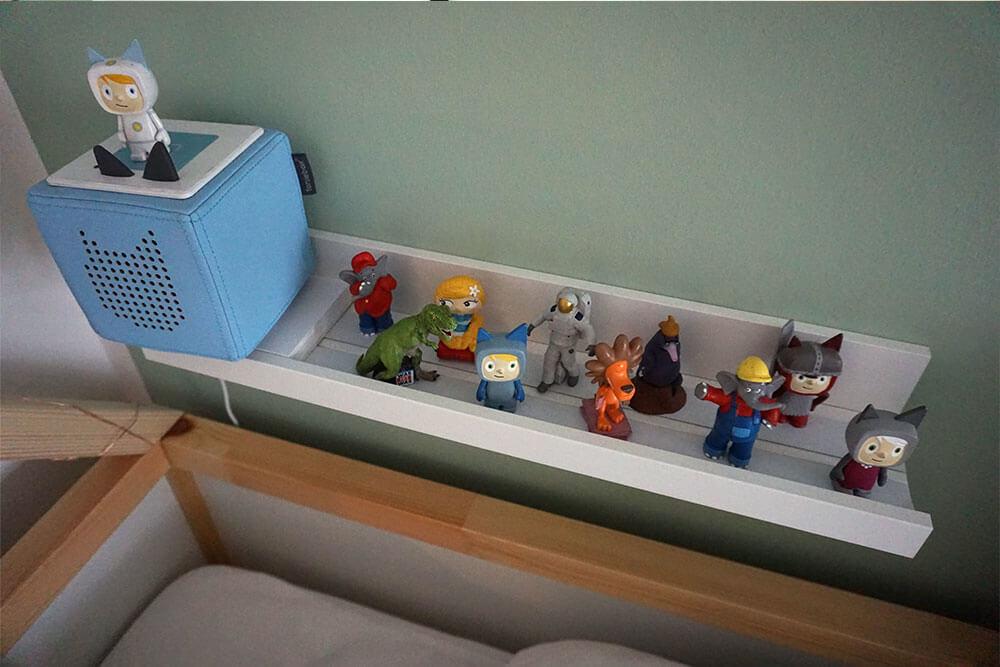 Kinderzimmer Einrichtung Toniebox