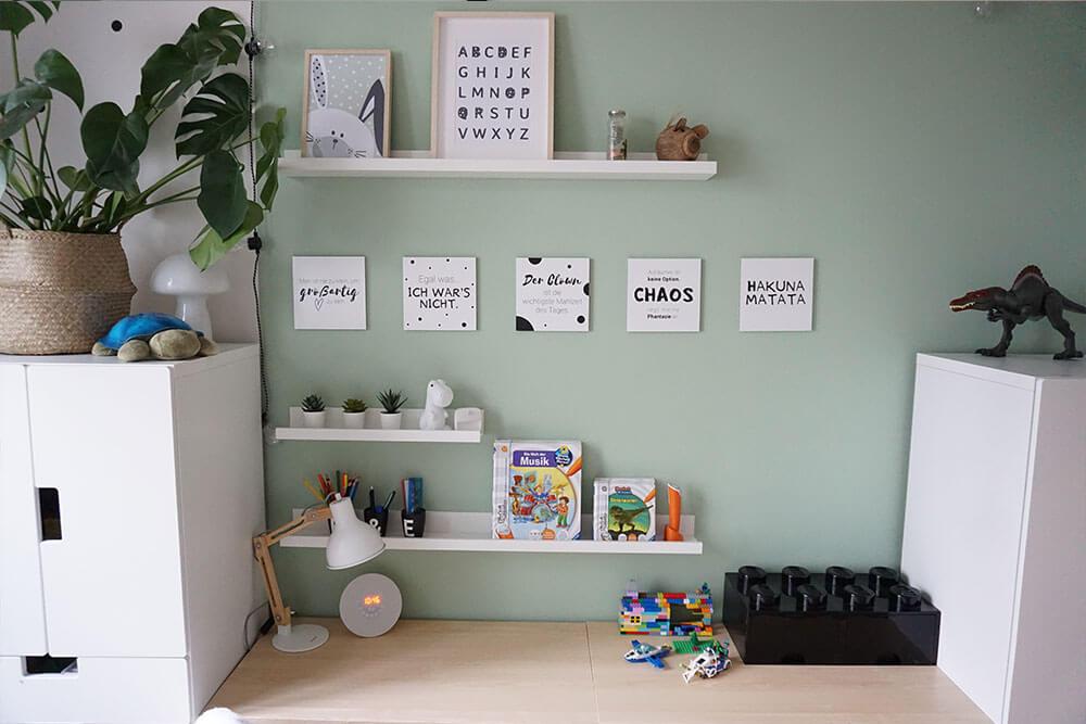 Kinderzimmer Einrichtung Schreibtisch