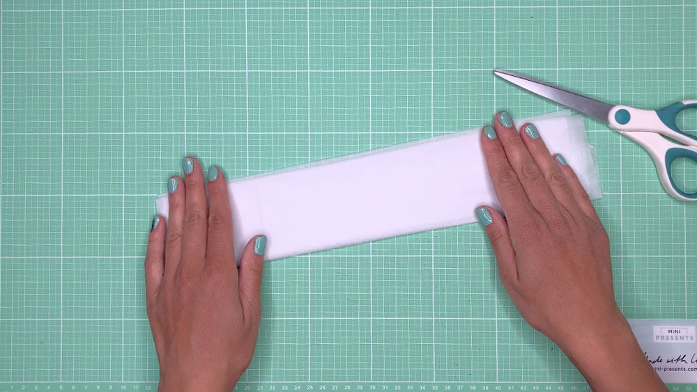 Seidenpapier falten Geldgeschenk zur Hochzeit