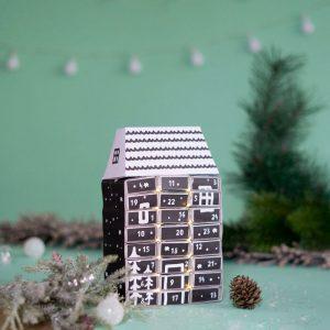 Nachhaltiger DIY Adventskalender für Kinder