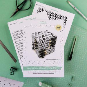 Nachhaltiger DIY Adventskalender für Männer