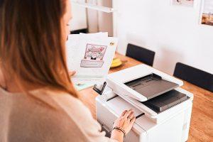 Laserdrucker Vor- und Nachteile
