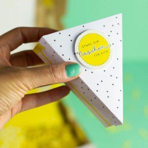 Geschenk Care Paket Süßigkeitenbox