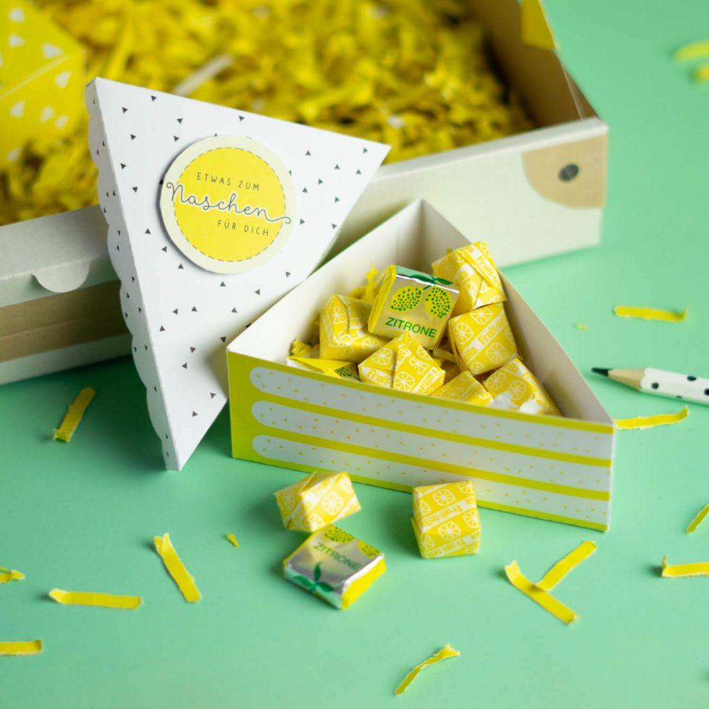 Geschenk Care Paket Süßigkeiten